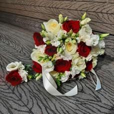 """Букет невесты """"Розы"""""""
