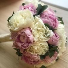 """Букет невесты """"Пионы"""""""